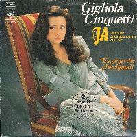 Cover Gigliola Cinquetti - Ja