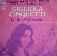 Cover Gigliola Cinquetti - Lady d'Arbanville