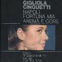 Cover Gigliola Cinquetti - Napoli, fortuna mia