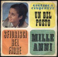 Cover Gigliola Cinquetti - Un bel posto