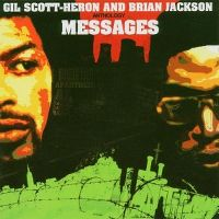 Cover Gil Scott-Heron & Brian Jackson - Anthology: Messages