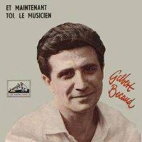 Cover Gilbert Bécaud - Et maintenant