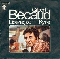 Cover Gilbert Bécaud - Liberaçao