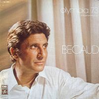 Cover Gilbert Bécaud - Olympia 73
