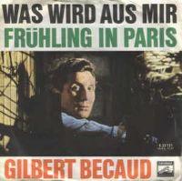 Cover Gilbert Bécaud - Was wird aus mir