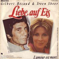 Cover Gilbert Bécaud & Ireen Sheer - Liebe auf Eis
