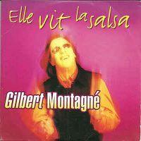 Cover Gilbert Montagné - Elle vit la salsa