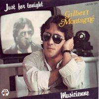 Cover Gilbert Montagné - Just For Tonight
