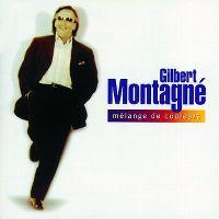 Cover Gilbert Montagné - Mélange de couleurs