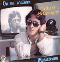 Cover Gilbert Montagné - On va s'aimer