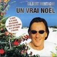 Cover Gilbert Montagné - Un vrai Noël