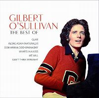 Cover Gilbert O'Sullivan - The Best Of