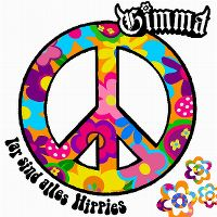 Cover Gimma - Iar sind alles Hippies