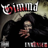 Cover Gimma - Unmensch