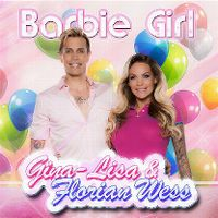 Cover Gina-Lisa & Florian Wess - Barbie Girl