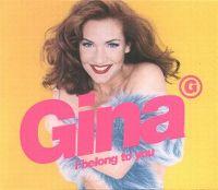 Cover Gina G - I Belong To You