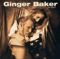 Cover Ginger Baker - The Album