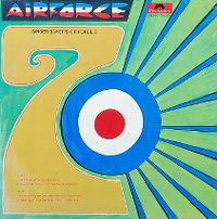 Cover Ginger Baker's Airforce - II