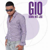 Cover Gio - Down met jou