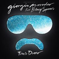 Cover Giorgio Moroder feat. Britney Spears - Tom's Diner