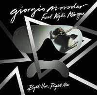 Cover Giorgio Moroder feat. Kylie Minogue - Right Here, Right Now