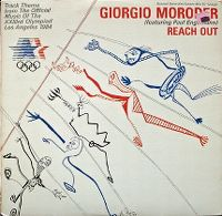 Cover Giorgio Moroder feat. Paul Engemann - Reach Out