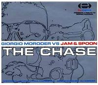 Cover Giorgio Moroder vs. Jam & Spoon - The Chase