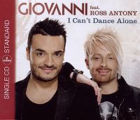 Cover Giovanni feat. Ross Antony - I Can't Dance Alone