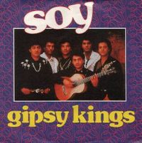 Cover Gipsy Kings - Soy