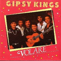 Cover Gipsy Kings - Volare