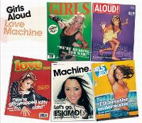 Cover Girls Aloud - Love Machine