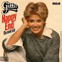 Cover Gitte - Happy End