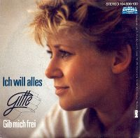 Cover Gitte - Ich will alles