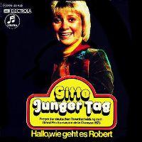 Cover Gitte - Junger Tag
