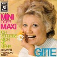 Cover Gitte - Mini oder Maxi