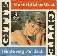 Cover Gitte - Nur ein bisschen Glück