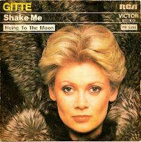 Cover Gitte - Shake Me (englisch)