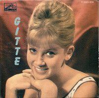 Cover Gitte - Varje stjärna i det blå