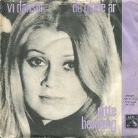 Cover Gitte Hænning - Vi danser