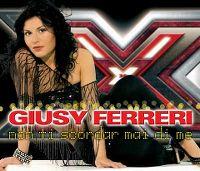 Cover Giusy Ferreri - Non ti scordar mai di me