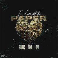 Cover Glades, Ismo & Lijpe - In Love met die Paper