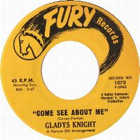 Cover Gladys Knight - Come See About Me
