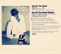Cover Gladys Knight - End Of The Road