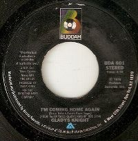 Cover Gladys Knight - I'm Coming Home Again