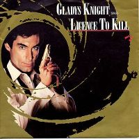 Cover Gladys Knight - Licence To Kill