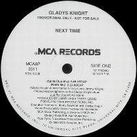Cover Gladys Knight - Next Time