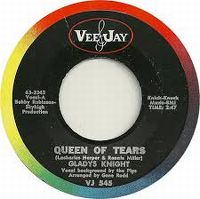 Cover Gladys Knight - Queen Of Tears
