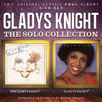 Cover Gladys Knight - The Solo Collection
