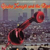 Cover Gladys Knight & The Pips - 20 Golden Greats