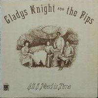 Cover Gladys Knight & The Pips - All I Need Is Time